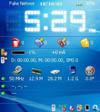 Скриншот HomeScreen PlusPlus - BatteryStatus