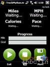 Скриншот TrackMyRun