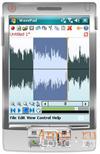 Скриншот WavePad