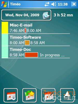 Timeo for Mobile (Lite Edition)